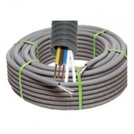 Prewired Installation Tube with POF