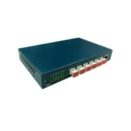 6-Port POF Switch