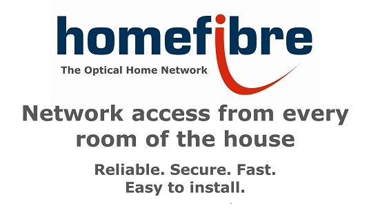 The Optical Home Network - Homefibre