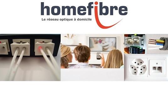 Homefibre - la base de multimédia et smarthome