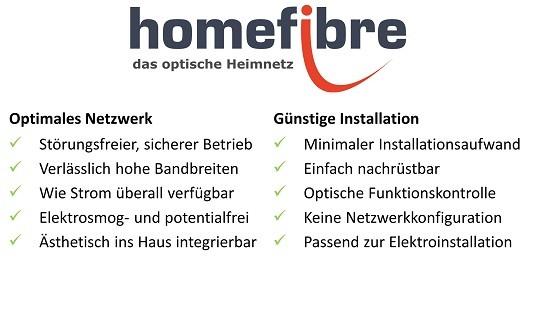 POF - die ideale Lösung fürs Heimnetzwerk